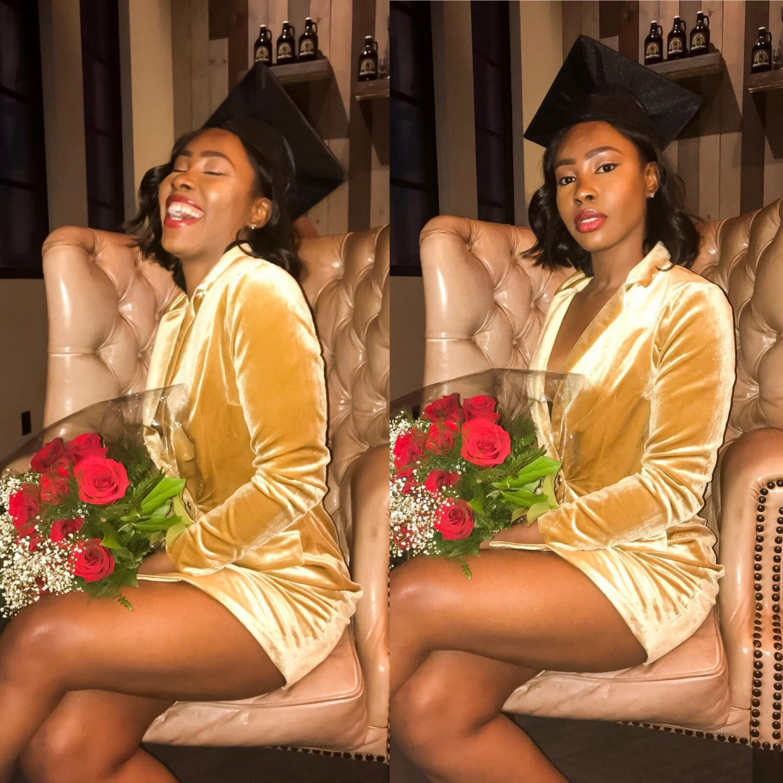 My Graduation Dress – Two options